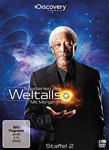 Mysterien des Weltalls - Mit Morgan Freeman, Staffel 2 [2 DVDs]