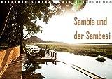Sambia und der Sambesi (Wandkalender 2018 DIN A4 quer): Sambia, der Name leitet sich von dem Fluss Sambesi ab, der durch das Land fließt und für ... ... 11, 2017] slusarcik photography (dsp), daniel