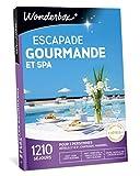 WONDERBOX - Coffret cadeau - ESCAPADE GOURMANDE ET SPA