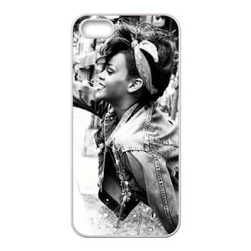 LP-LG Phone Case Of Rihanna For iPhone 5,5S [Pattern-6] Pattern-4