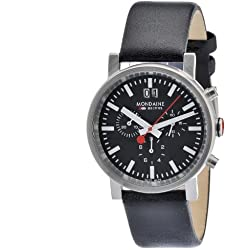 MONDAINE Herren-Armbanduhr A6903030414SBB Analog Quarz