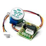 Motor 28BYJ-48 paso a paso de 5V + Driver Board ULN2003 para Arduino Stepper