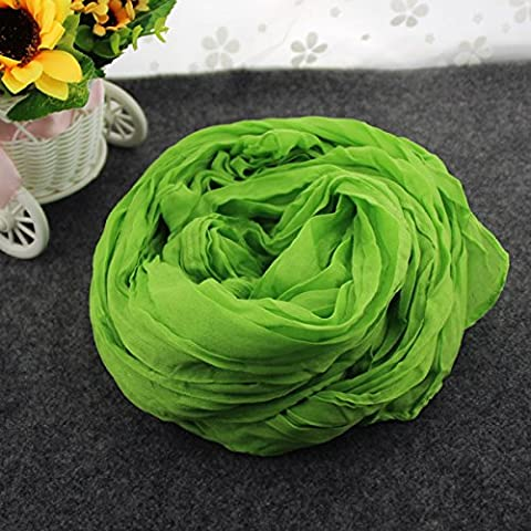 Moda&simpatici Ragazzi Ragazze Ragazzi elegante Super morbida Termocoperta sciarpa scialle Gorgeous W-625