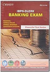IBPS- CLERK BANKING EXAM TEST PREPARATION CD - EDUCATIONAL CD ROM