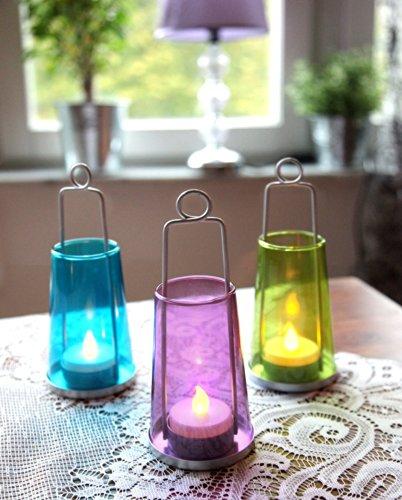 Romantische und dekorative LED Laternen