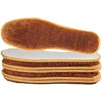 3 Paar Einlegesohlen Damen Premium Dicke Wolle Flauschige Fleece Einsätze Cosy & Fluffy, A5 preisvergleich bei billige-tabletten.eu