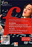 Die Stimme - Einblicke in die physiologischen Vorg�nge beim Singen und Sprechen (PC + MAC) Bild