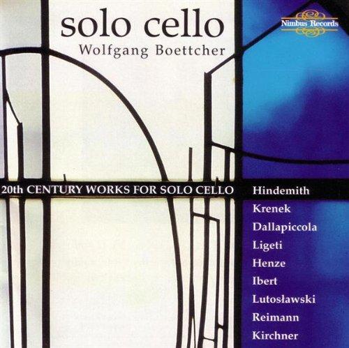 Preisvergleich Produktbild Cellowerke des 20.Jahrhunderts