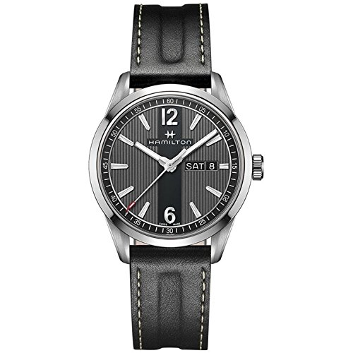 Hamilton H43311735 Broadway Day Date Quartz Men's Watch