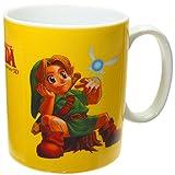 Nintendo Zelda Tasse gelb