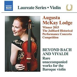 Beyond Bach And Vivaldi [Augusta McKay Lodge] [Naxos: 8573893]