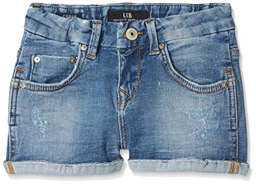 LTB Jeans Mädchen Shorts Judie G, Blau (Ansel Wash 50685), 152 (Herstellergröße: 11-12) (Mädchen Jeans Shorts)