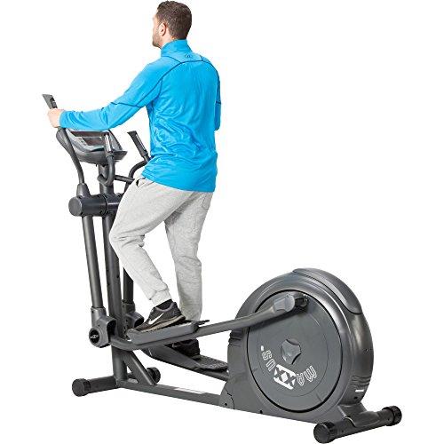 MAXXUS® Erwachsene 8.0 Crosstrainer, Grau, 1.998 x 700 x 1.511 mm - 5