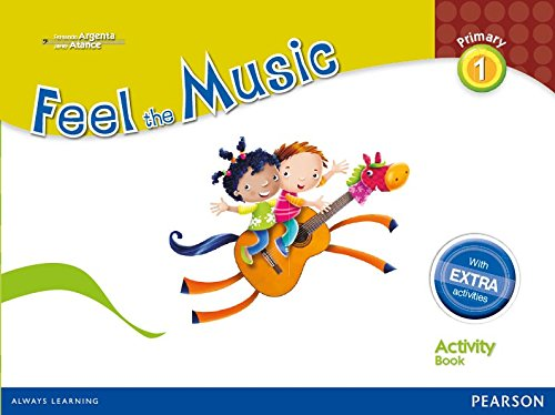 Feel The Music 1. Activity Book Pack - Edición LOMCE (Siente la Música) - 9788420564081 por Fernando Martín de Argenta Pallarés