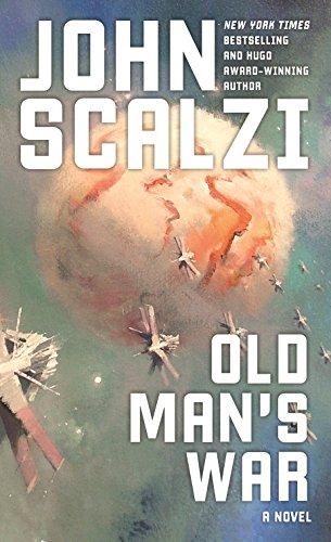 Old Man's War por John Scalzi