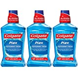 Colgate Plax Mouthwash - 250 ml (Pepper Mint, Buy 2 Get 1 Free)