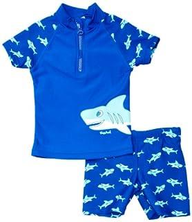 Playshoes - Maillot de bain de sport Garçon Sun Protection 2 Piece Swimsuit Shark - Bleu (Original) - 86/92 (B0095SJOOQ) | Amazon price tracker / tracking, Amazon price history charts, Amazon price watches, Amazon price drop alerts