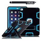 iPad Air 2 Case, TabPow [Triple Layer...