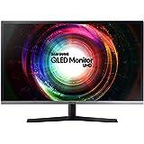 """Samsung U32H850 32"""" 4K Ultra HD VA Noir, Argent écran plat de PC - écrans plats de PC (81,3 cm (32""""), 250 cd/m², 3840 x 2160 pixels, 4 ms, LED, 4K Ultra HD)"""