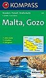 Kompass Karten, Malta (KOMPASS-Wanderkarten, Band 235) -