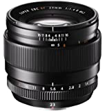 Fujifilm XF23mm Lens suitable for X-T1, X-T10, X-E2, X-Pro1, X-A2 - Black