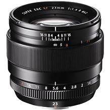 Fujifilm 16405575 Fujinon XF Obiettivo 23 mm F/1.4, Attacco X Mount, Nero