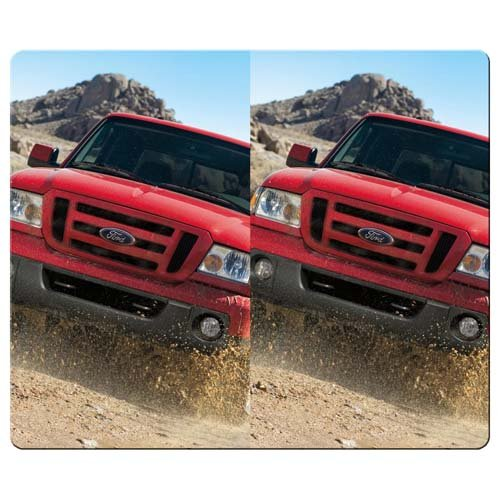 30x25cm-12x10inch-mouse-mat-precise-cloth-natural-rubber-nonslip-backing-water-resistent-2010-ford-r