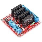 Bluelover Vierweg-Halbleiterrelais-Modul Für Arduino