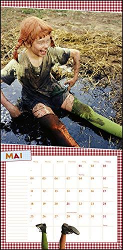 Pippi Langstrumpf 2020 Kalender