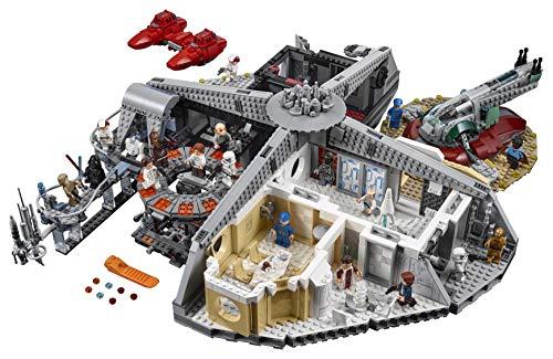 LEGO Star Wars Set,  Verrat en la Nube City (75222),  Star Wars Juguete