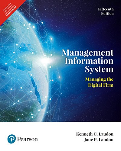 Management Information System, 15Th Edition