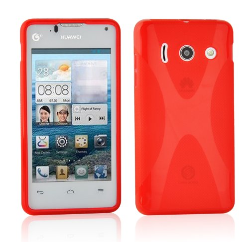 cadorabo-custodia-silicone-tpu-x-line-design-per-huawei-ascend-y300-case-cover-involucro-bumper-astu
