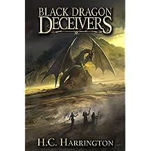 Black Dragon Deceivers (Daughter of Havenglade Fantasy Book Series 2) (English Edition)