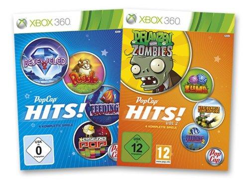 PopCap Hits, Vol. 1 & 2 (Popcap Games Für Xbox 360)