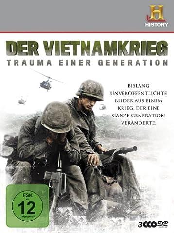 Der Vietnamkrieg - Trauma einer Generation [3 DVDs]