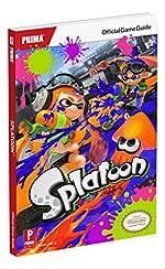 Splatoon - Prima Official Game Guide de David Knight
