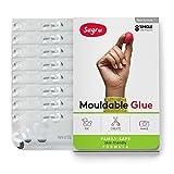 Sugru I000446modellabile colla–family-safe | formula–ipoallergenico (pezzi), bianco