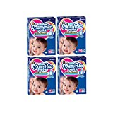 Mamypoko Medium Size Baby Diapers (56 Count) Pack Of 4
