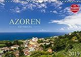 Azoren - São Miguel (Wandkalender 2019 DIN A4 quer): Die Azoren - eine wunderschöne Inselgruppe inmitten des Atlantik. Der Kalender zeigt die ... 14 Seiten (CALVENDO Orte) - Susanne Schlüter