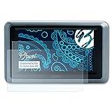 Bruni Schutzfolie für Garmin Zumo 660 Folie - 2 x glasklare Displayschutzfolie