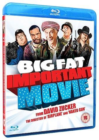 Big Fat Important Movie [Edizione: Regno Unito] [Blu-ray] [Import anglais]