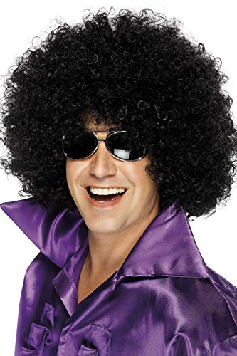 Mega Huge Afro Wig for Adults. Choice of colours. Ideal for Leo Sayer Costume.
