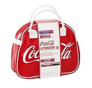 Lip Smacker Sac Coca Cola Classic 4 Baumes à Lèvres