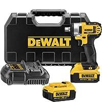 DeWALT DCF880M220-Volt Max Lityum İyon 1/2inç Impact Wrench Kit with Detent pin by Dewalt