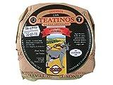 Queso de cabra artesanal sabor intenso y delicioso, curado, semicurado, con hierbas aromáticas y en aceite. Quesería Artesanal los teantinos. (varios formatos) Envió GRATIS 24 h . (Curado, 1Kg aprox.)
