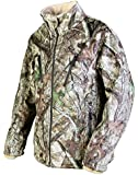 Thermosoles Heated Thermal Jacket, Camouflage, XL, Jg