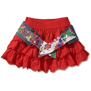 Desigual – Falda mini para niña