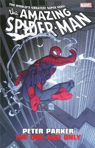 AMAZING SPIDER-MAN PETER PARKER ONE AND ONLY