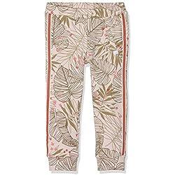 IKKS Tregging Imprime Floral Pantalones, Rosa (Rose poudré 32), 12-18 Meses para Bebés