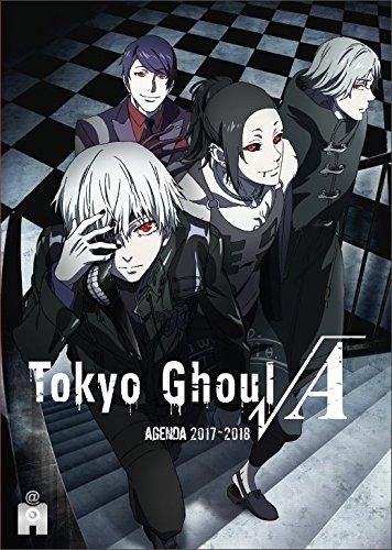 Agenda Tokyo Ghoul 2017-2018